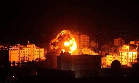 Israel, whose strikes began around the same time Prime Minister Benjamin Netanyahu met US President Donald Trump in Washington