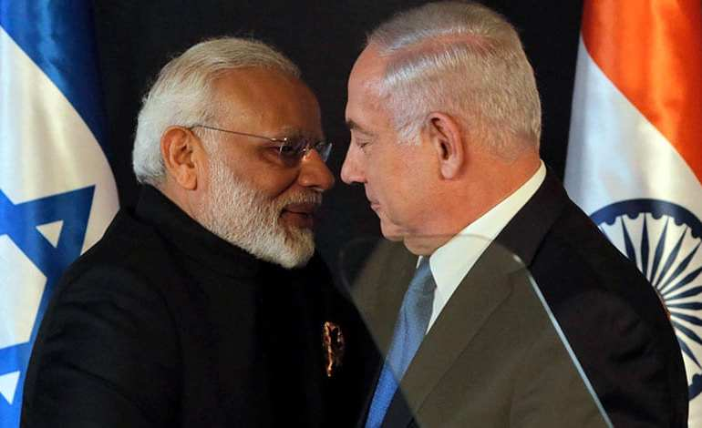 Israel the puppet master - working with BJP behind the scenes in the attack against Pakistan