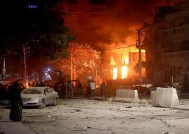 Breaking News: 2 Suicide attacks: 15 killed as 2 'huge' bombs go off in Mogadishu