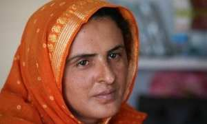 Mukhtar Mai's gang raped as punishment for her brothers crime