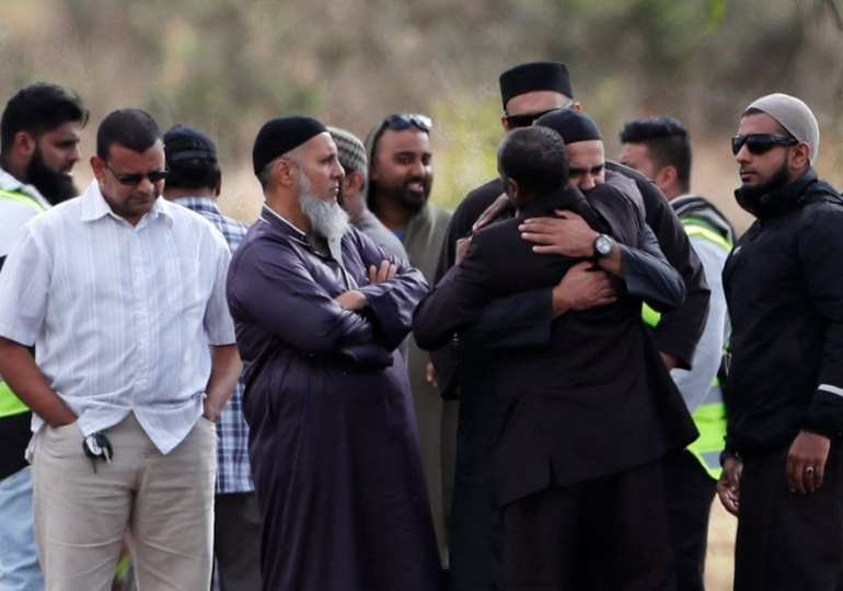 Mourners begin to bury the dead in New Zealand terror shootings
