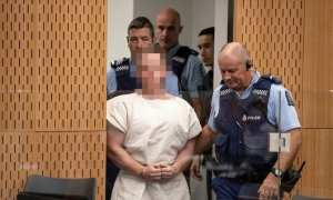 The man accused of killing 49 people in an attack on two New Zealand mosques has appeared in court in Christchurch.