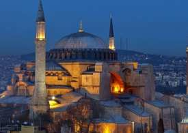 Hagia Sophia's status to be changed to a Mosque