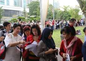 Joko Widodo on course to win Indonesia's election