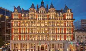 Mandarin Oriental reopens after £100 million renovation