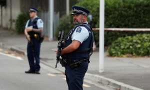 New Zealand police have arrested a man following a bomb threat in Christchurch