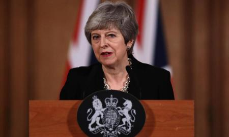 Prime Minister Theresa May announced a shift in her approach to Brexit by calling on the opposition Labour party to forge an agreed approach to break the Brexit impasse.