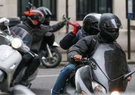 Parents need to put the skids on their moped kids