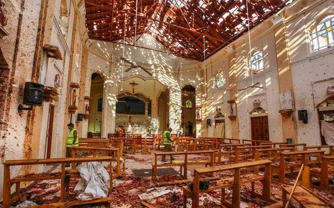 Sri Lanka Easter Massacre Bomber killed