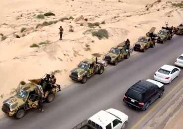 The battle for power in Libya hits Tripoli