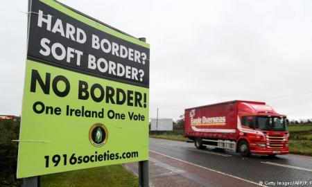 Brexit is raising fears of a hard Irish border, which could reignite conflict