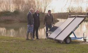 Exclusive WTX Business Report: UK inventor tackles global water shortage