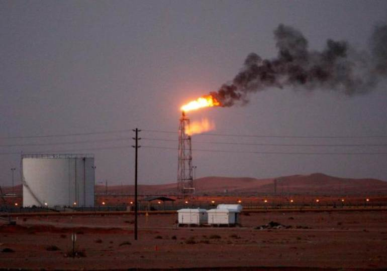 Saudi Arabia oil under attack - All major pipelines are shut