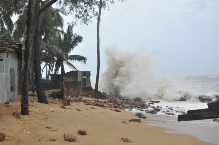 Emergency services and aid agencies are bracing themselves for what could be the worst natural disaster in a decade.