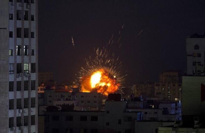 Gaza Under siege 3