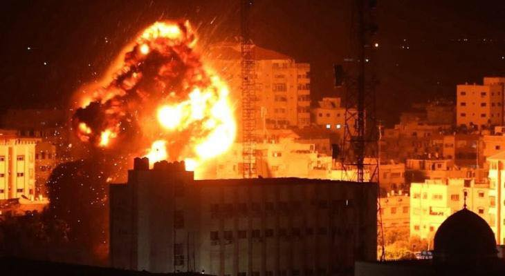 Another Palestinian killed & 4 injured in a fresh wave of attacks in Gaza - Live Video
