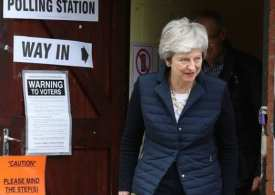 Brexit rebellion - The public has spoken in the 2019 Local Elections