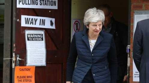 Local Election brexit rebellion