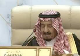 Saudi King launches an attack on Iran at the Arab League Summit