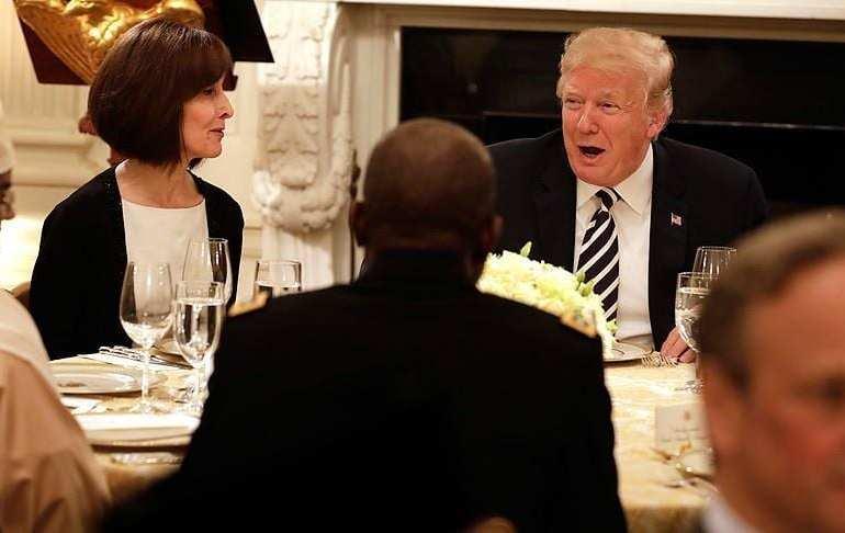 Trump hosts Ramadhan Iftar but No Invite for Ilhan & Rashida