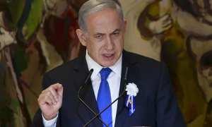 Netanyahu decries-nuclear-deal with Iran