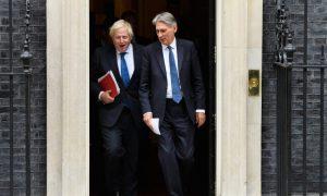 Boris and Hammond warn over Brexit failure