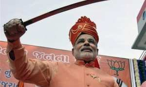 Indian PM accused of ethnic cleansing in Gujarat