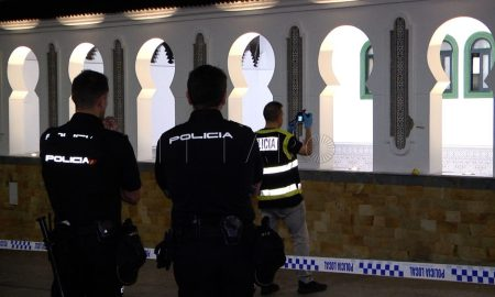 Breaking News - Shooting in Spanish Mosque