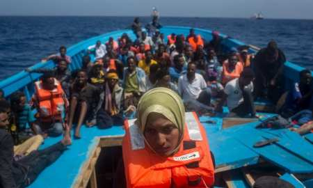 migration rises by 15% into the EU by Turks and Venezuelans