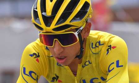 South AMerican 22 year old wins tour de france