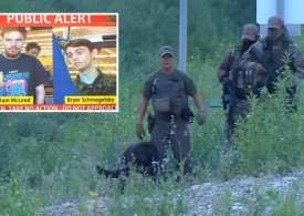 Breaking: Canadian Police on Manhunt for Fugitive Teenage killers intensifies