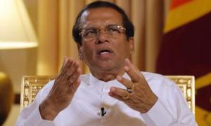 Sirisena told a public meeting on Tuesday that he is determined to carry out the executions