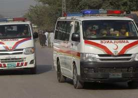 Breaking: Terror Attack - 6 Killed in Pakistan & more wounded
