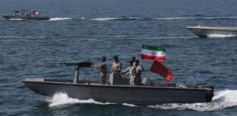 US demands Iran frees seized vessel in the Strait