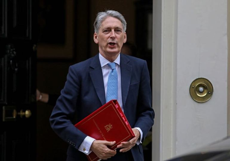 hammond says UK didnt take eye off the ball over ship capture