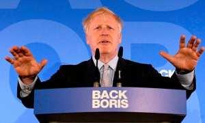 uk gets next PM. Boris is in