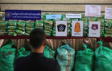 organised crime on the rise in southeast asia