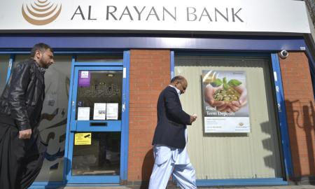 Al Rayan Bank is embroiled in controversy again after being accused of links with Terror organisations