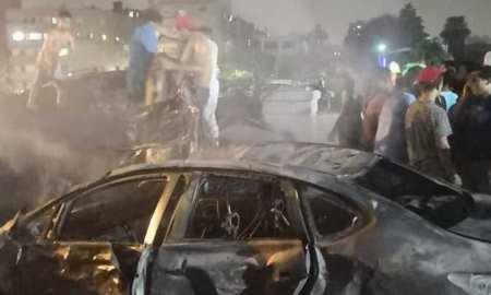 Cairo car explosion kills 19 and injures more than 25