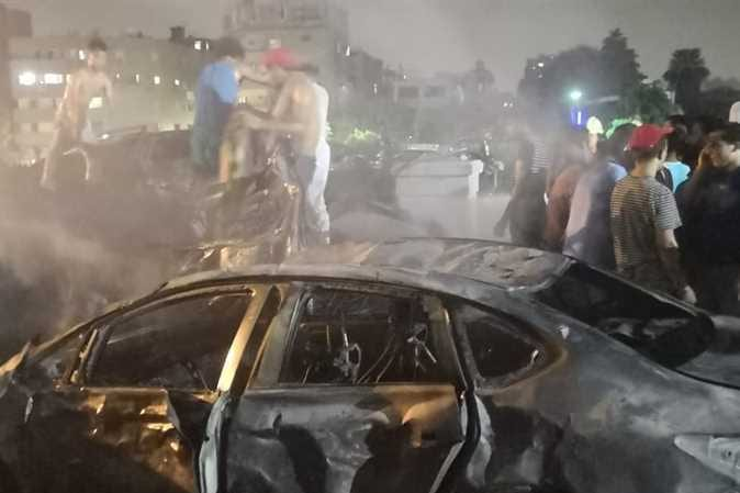 Breaking News: Carnage as Dozens die in Cairo Explosion - Video
