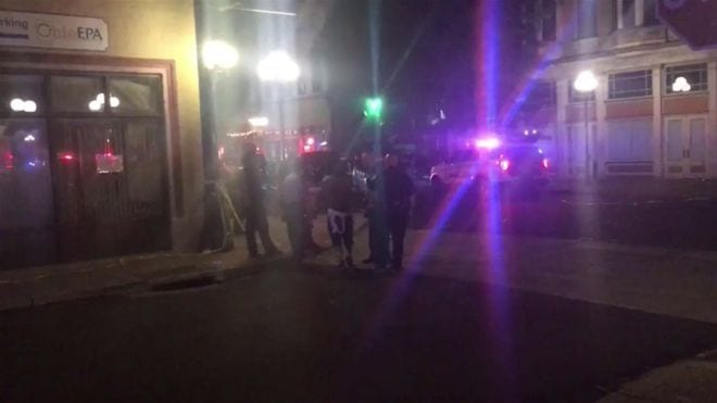 Breaking News: Another Shooting in America Nine confirmed killed