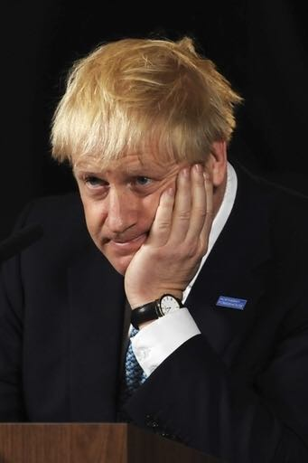 """Boris says the UK has """"bags of time"""" for EU to compromise on Brexit deal"""