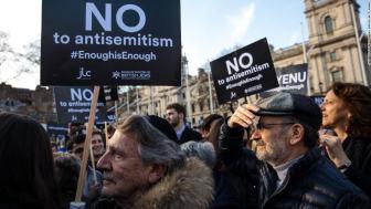 Antisemitic incidents up 10%