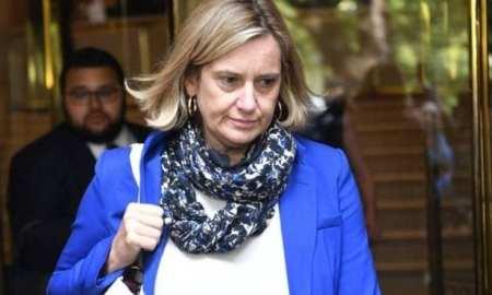 Amber Rudd claims Boris is inciting violence