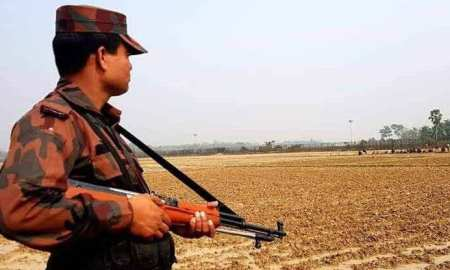 Bangladesh beefs up security along the Indian border