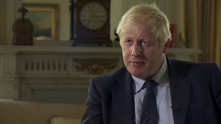 Boris Johnson to 'see what judges say' on recalling parliament