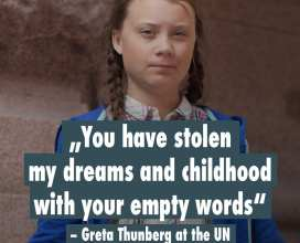 'How dare you?' Thunberg's rousing call to arms at UN summit