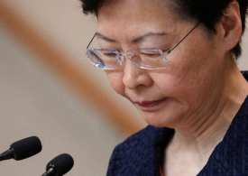 World News Briefing: Hong Kong leader would quit - Deadly Dorian continues chaos & Updates on Texas shooter
