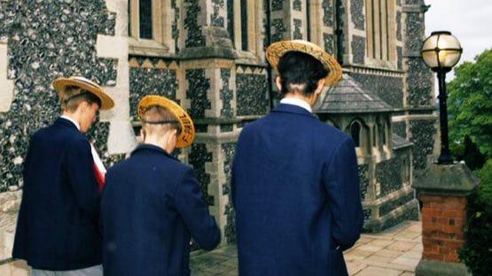 Private school chief attacks 'truly toxic' portrayal of sector