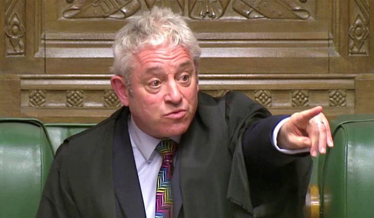 UK News Briefing: Bercow quits - Met Police officers investigated & former PM's Honours list